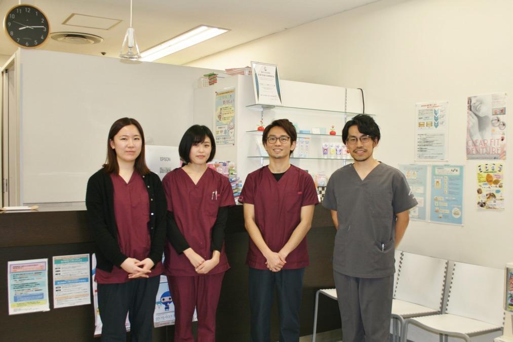 茅ヶ崎ファースト歯科クリニック(歯科医師の求人)の写真1枚目:歯科医師、衛生士、受付・助手で連携して、チーム医療に取り組んでいます。