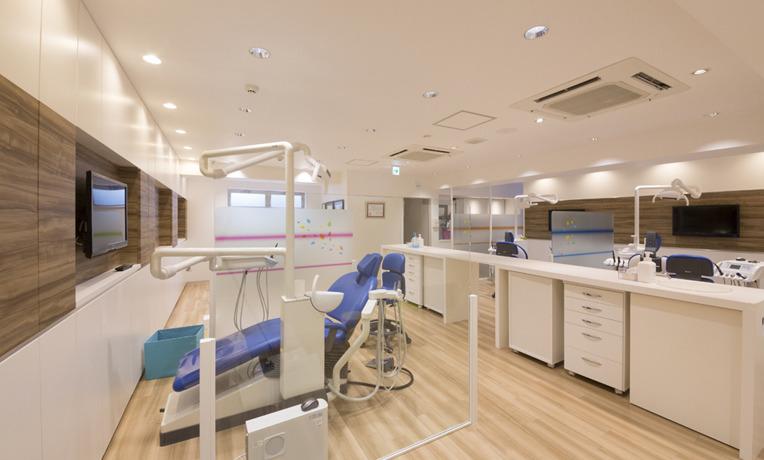 武蔵新田まつ歯科クリニックの画像
