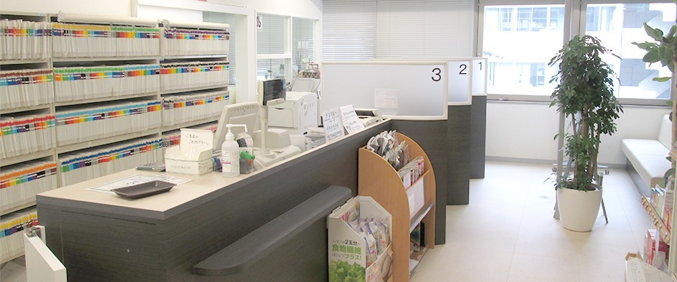 調剤薬局amano コスモ栄ビル店の画像
