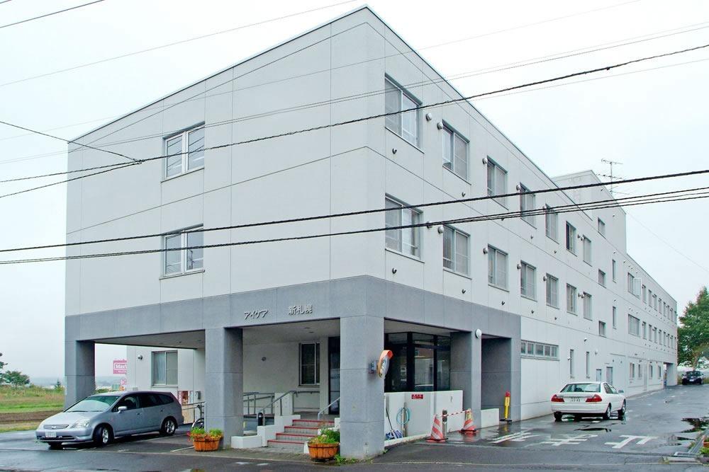 有料老人ホームアイケア新札幌の画像