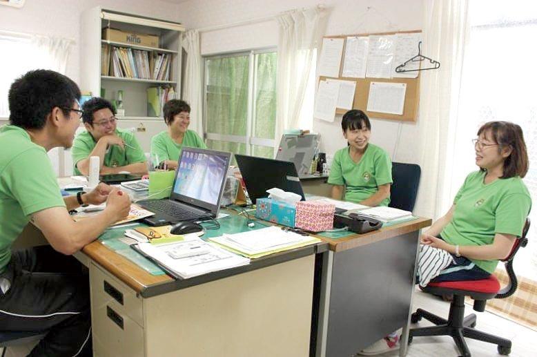 介護支援センター茶の木  松原事業所の画像