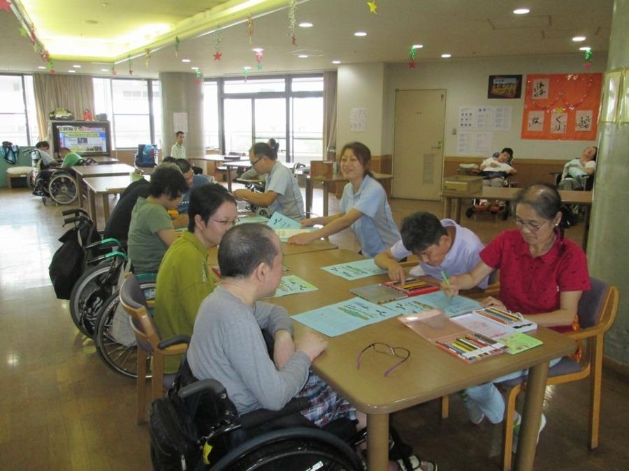障害 者 施設 求人
