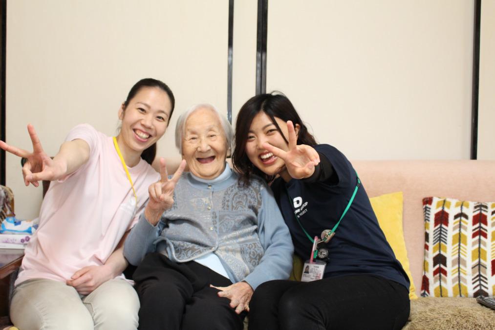 夢のまち 訪問看護リハビリステーション【幕張】の画像