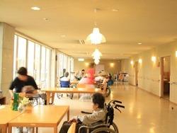 巽病院介護老人保健施設の画像