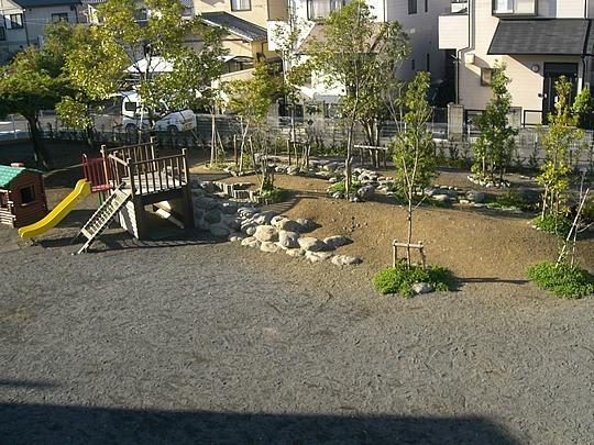 清水みらい保育園の画像
