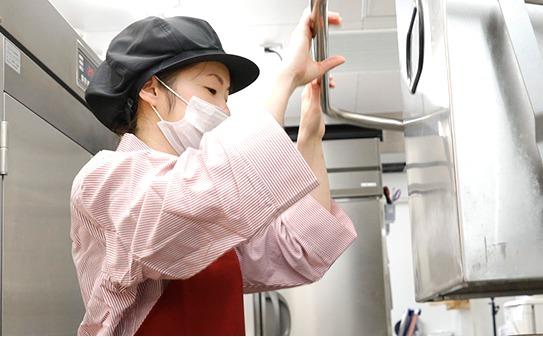 株式会社エポカフードサービス 山本整形外科内の厨房の画像