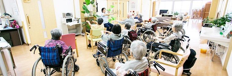 特別養護老人ホーム(地域密着型) つくしの里(介護職/ヘルパーの求人)の写真: