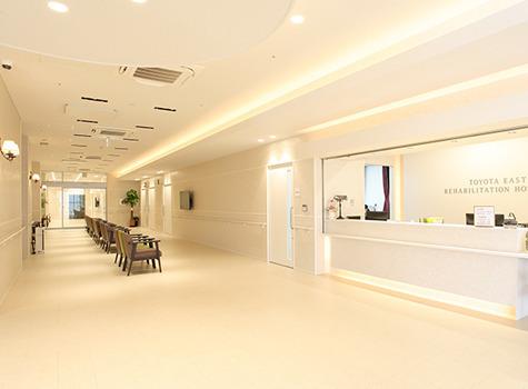 豊田東リハビリテーション病院の画像