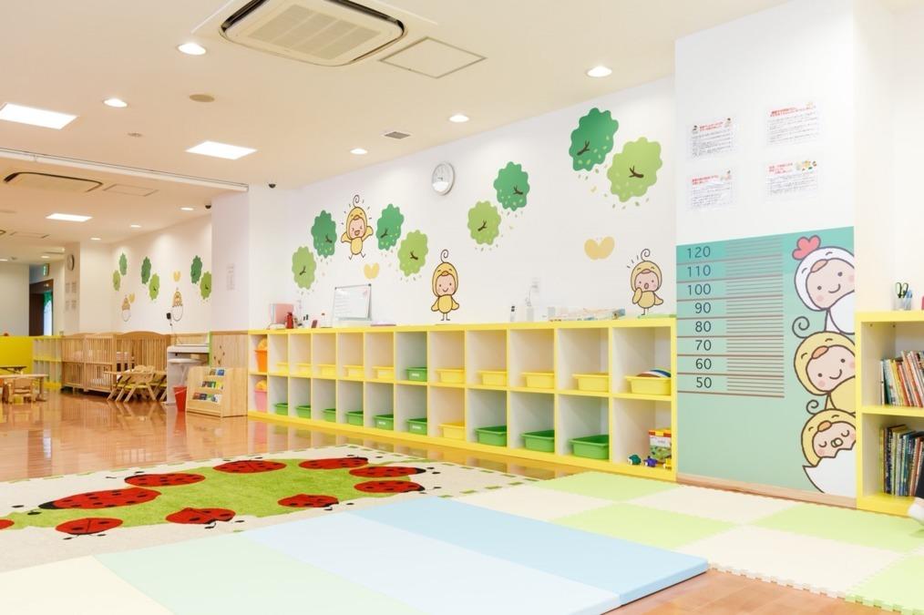 ぱぴよん保育園の画像