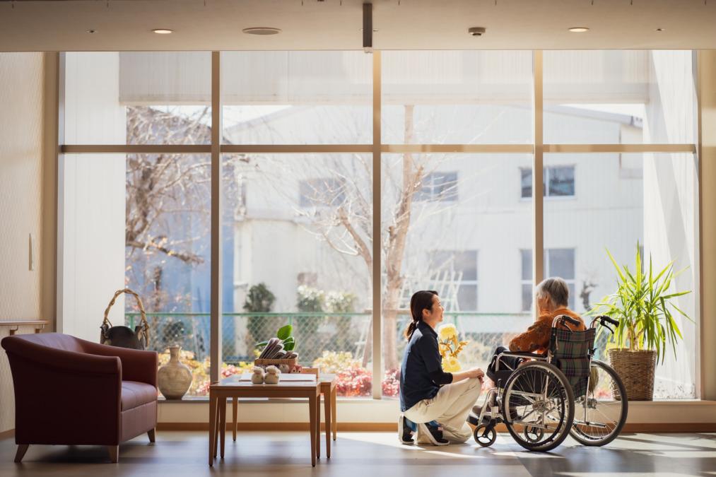 社会福祉法人グローリング 特別養護老人ホーム ローレル高柳の画像