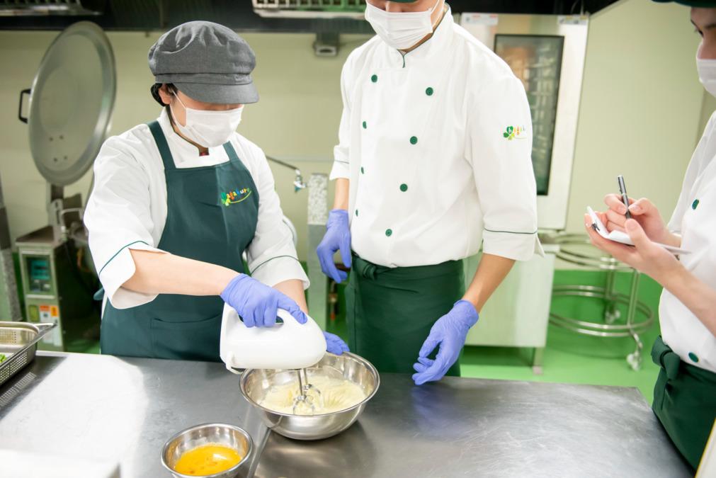 ソシオフードサービス株式会社 新東工業株式会社豊川工場内の厨房の画像