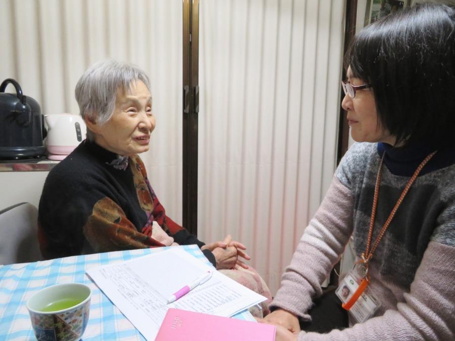 あけぼの介護センター流山 居宅介護支援の画像