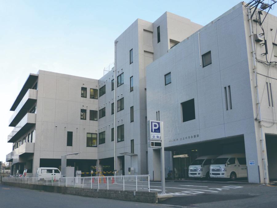 医療法人医誠会 介護老人保健施設エスペラル摂津の画像