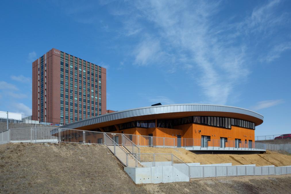 札幌国際大学付属認定こども園の画像