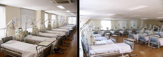 サザン リージョン 病院