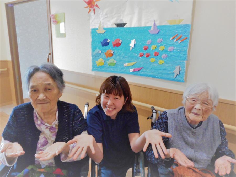 特別養護老人ホームおおましの画像