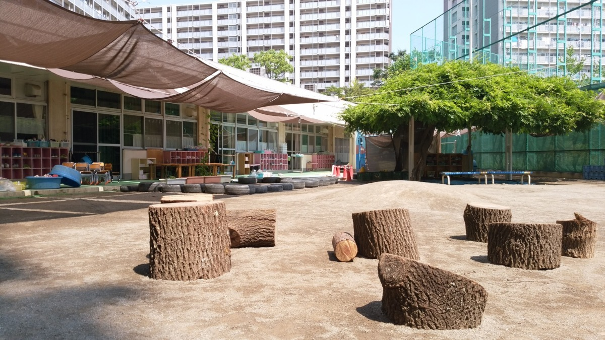 蒲田本町保育園の画像