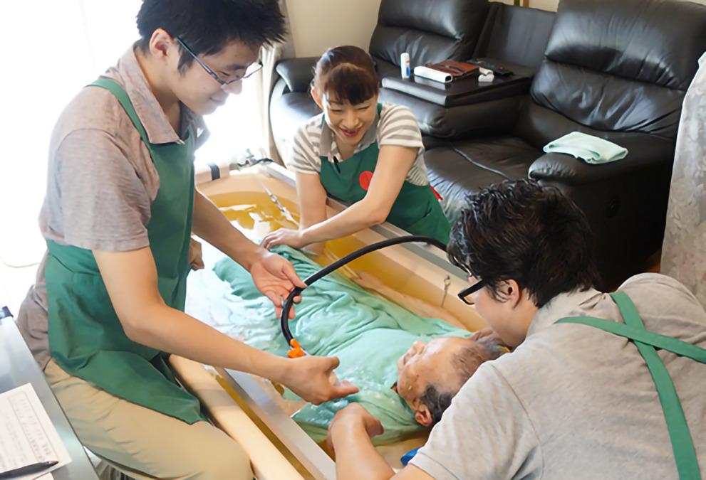 欅の大樹訪問入浴サービスの画像