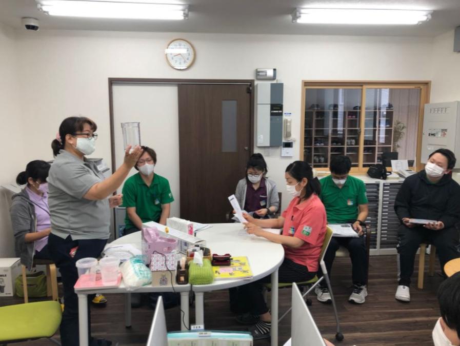 訪問看護ステーション グリーンの画像