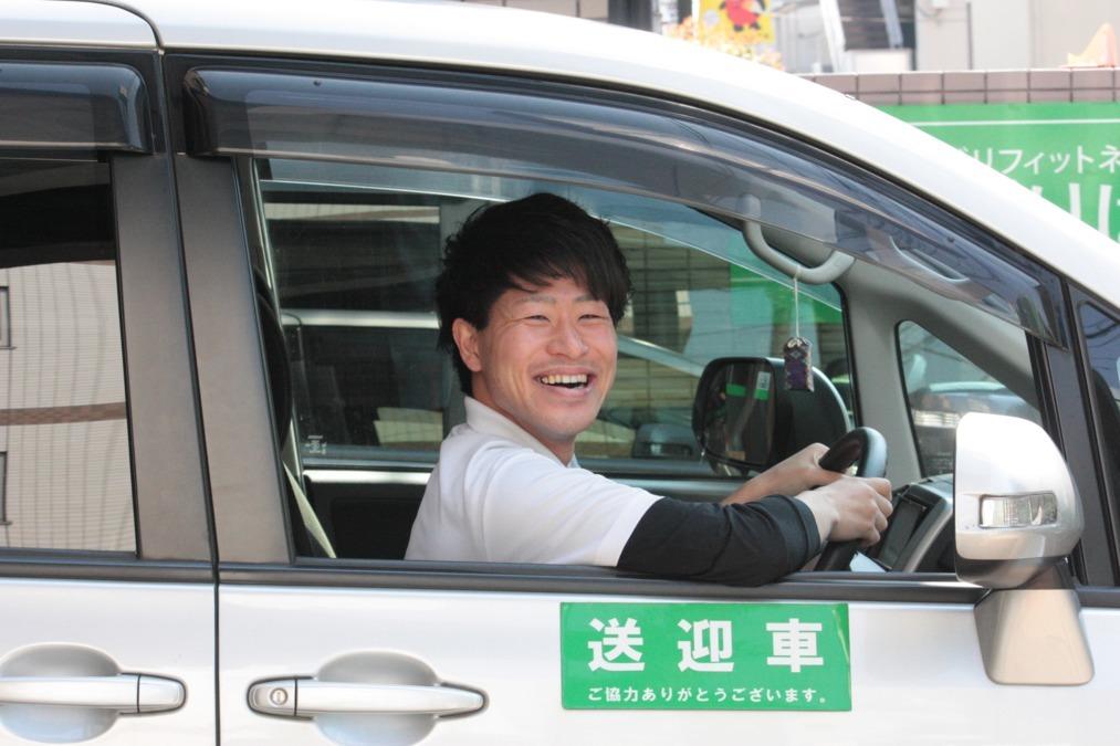リハビリフィットネスゆずりは 梅ヶ丘(介護タクシー/ドライバーの求人)の写真: