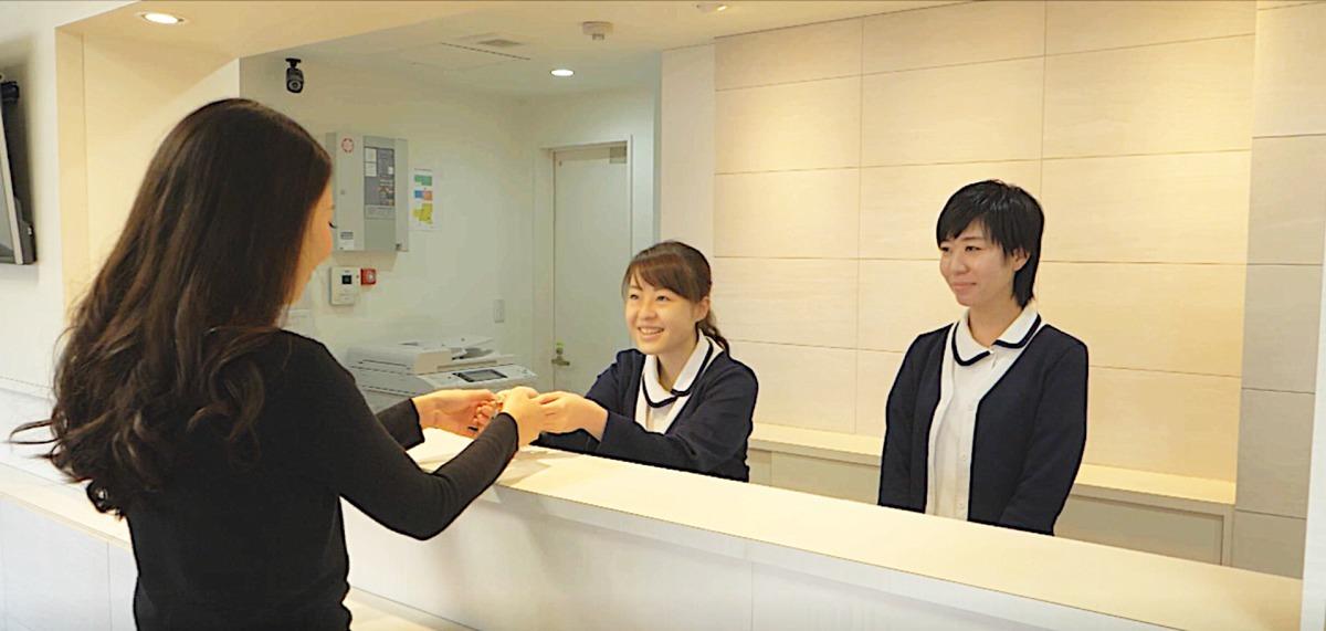 長栄歯科クリニック(医療事務/受付の求人)の写真: