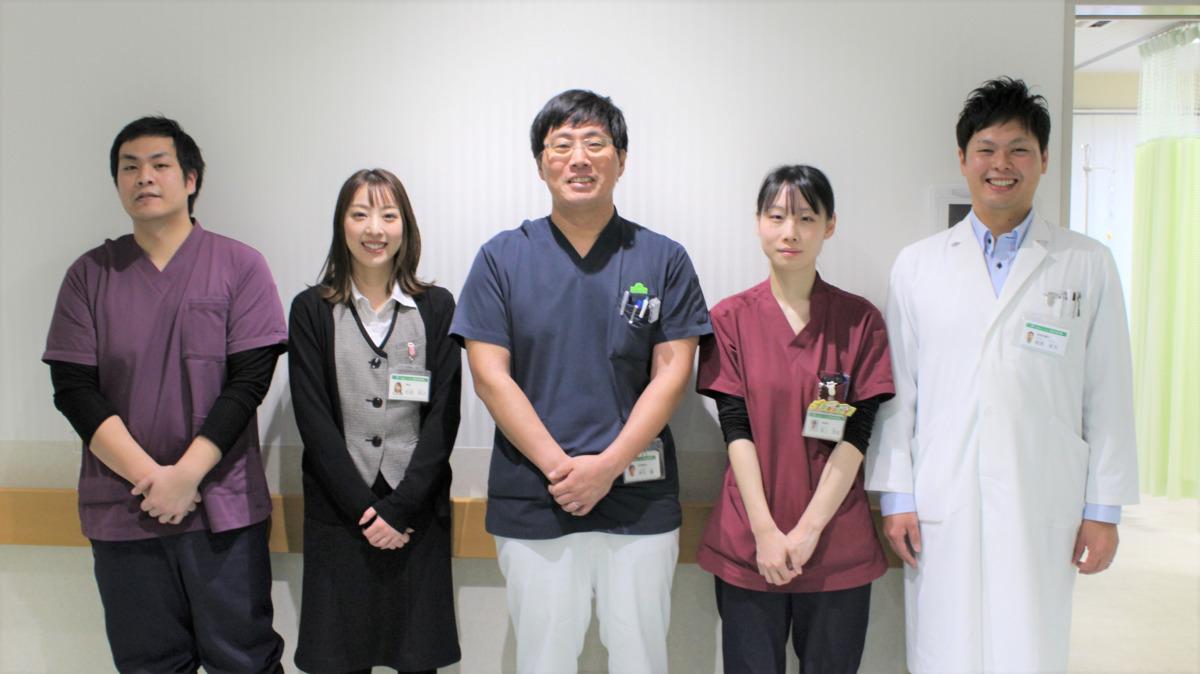 医療法人八甲会潮田病院介護医療院の画像