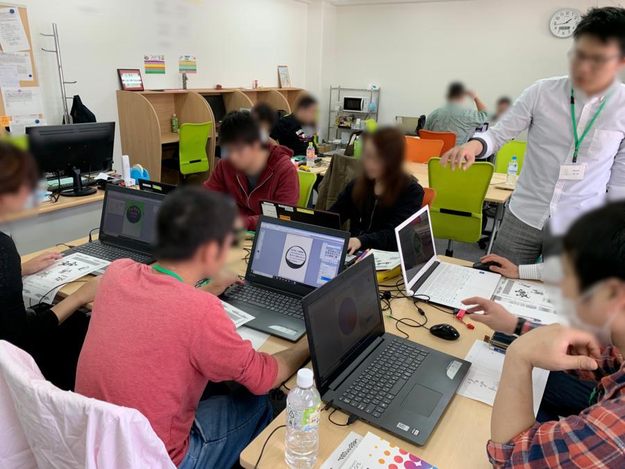 就労移行支援事業所ソース堺東の画像