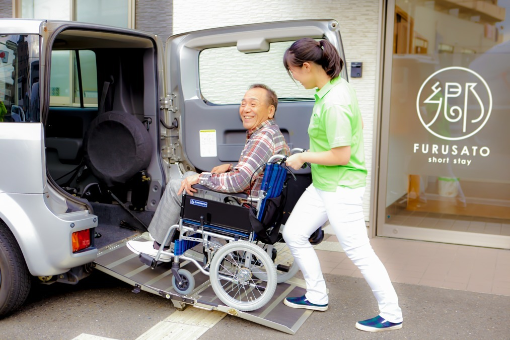 デイサービスふるさと東戸塚(介護タクシー/ドライバーの求人)の写真3枚目: