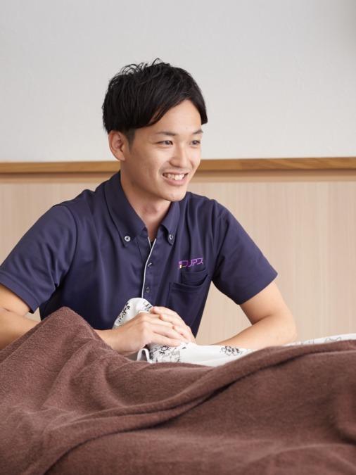 フレアス在宅マッサージ松江事業所(あん摩マッサージ指圧師の求人)の写真1枚目:
