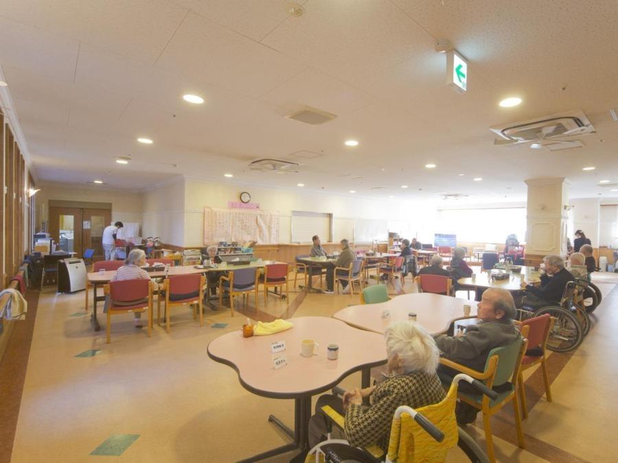 デイサービスセンター豊水園の画像