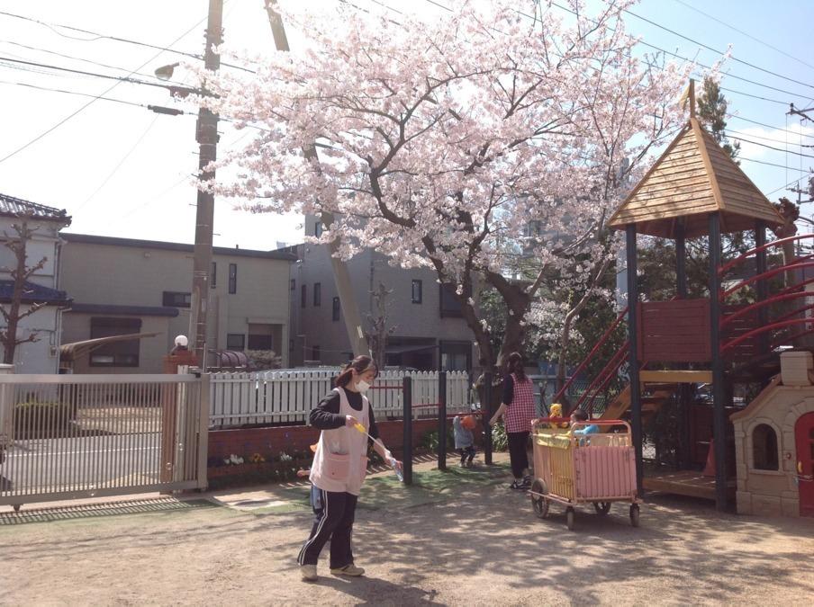 渕江保育園(保育士の求人)の写真1枚目:
