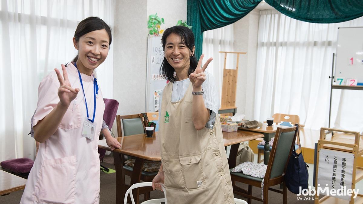 デイホームいきいき舎中和倉の画像