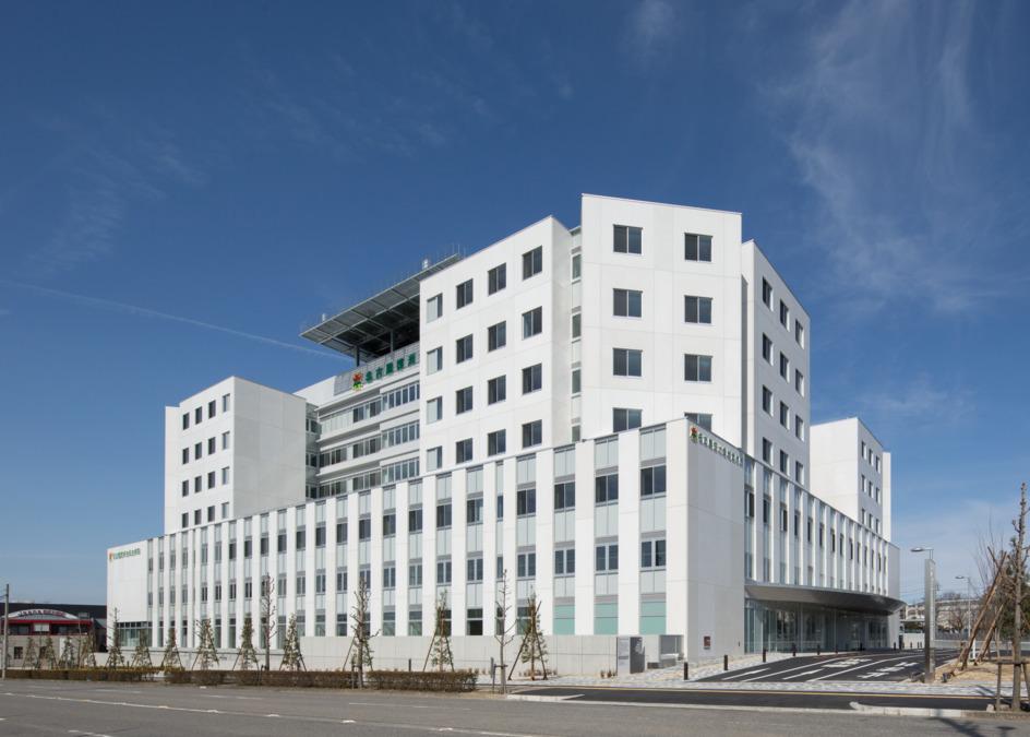 名古屋徳洲会総合病院の画像
