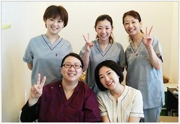 あおばデンタルクリニック(歯科衛生士の求人)の写真: