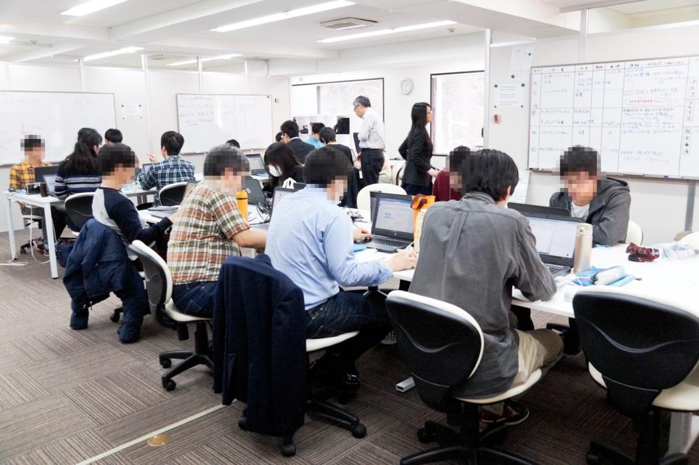 Kaien秋葉原の写真3枚目:20歳から70歳までが働く多種多様なオフィスです