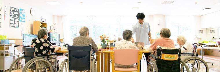 特別養護老人ホーム なごみの里(介護職/ヘルパーの求人)の写真:
