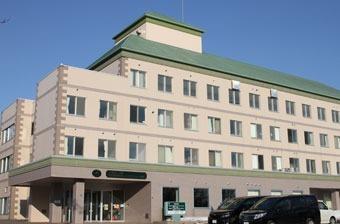 網走の丘総合病院(介護職/ヘルパーの求人)の写真: