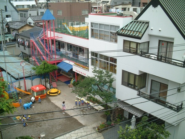 花川戸保育園の画像