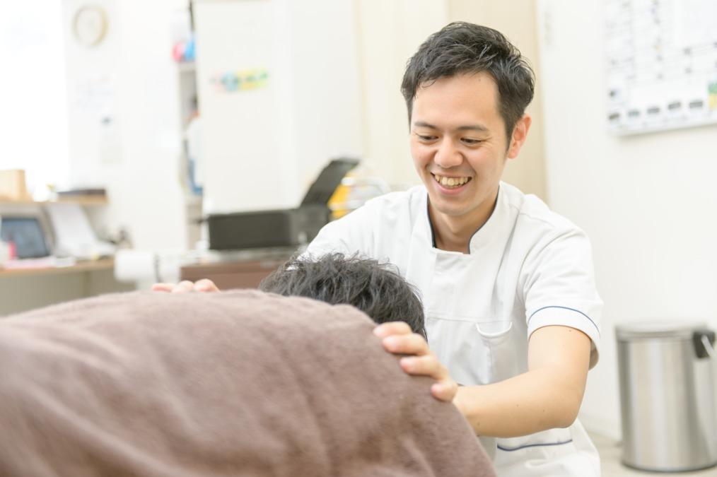 ぷらす鍼灸整骨院 浜田山院の画像