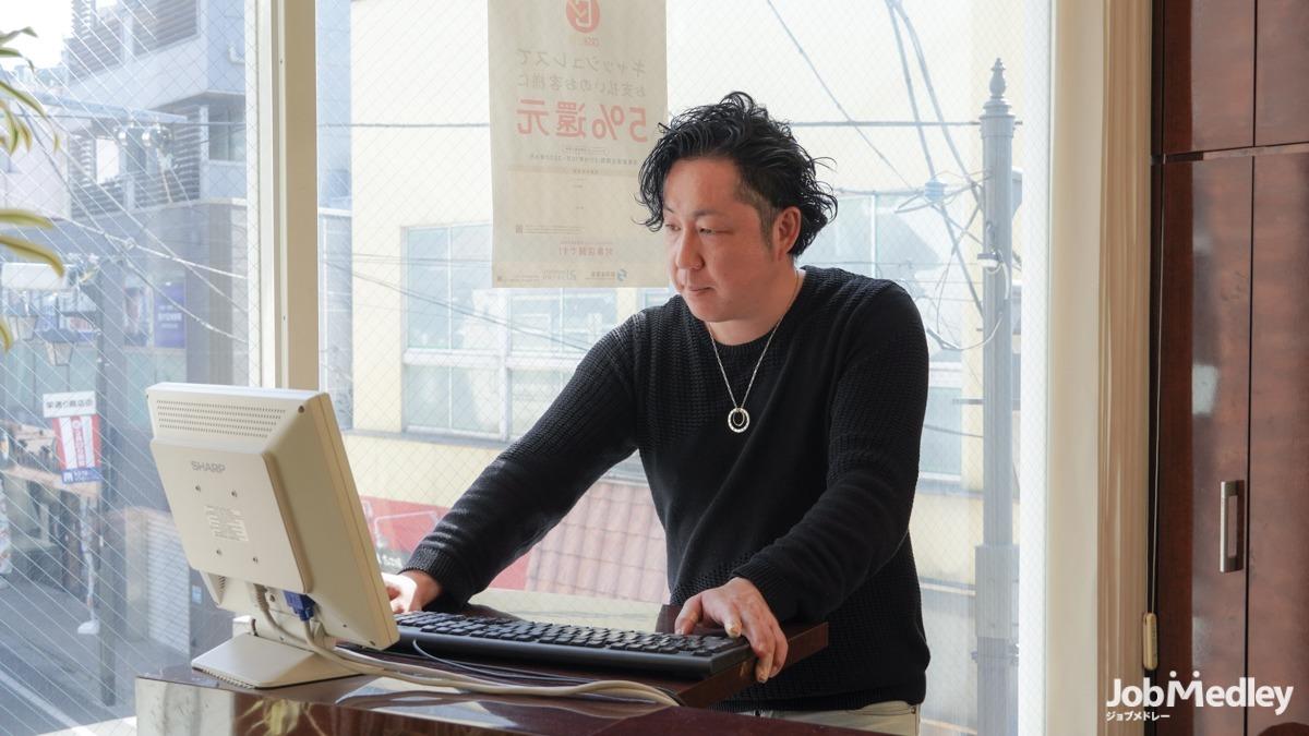 Beautissimo 東長崎(美容師の求人)の写真:地域社会へ貢献するため、福祉美容や訪問美容事業の展開にも力を入れています