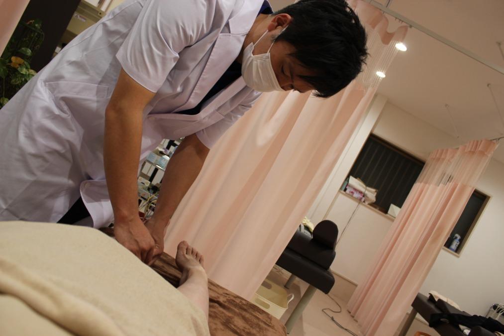 はなみずき鍼灸整骨院の画像