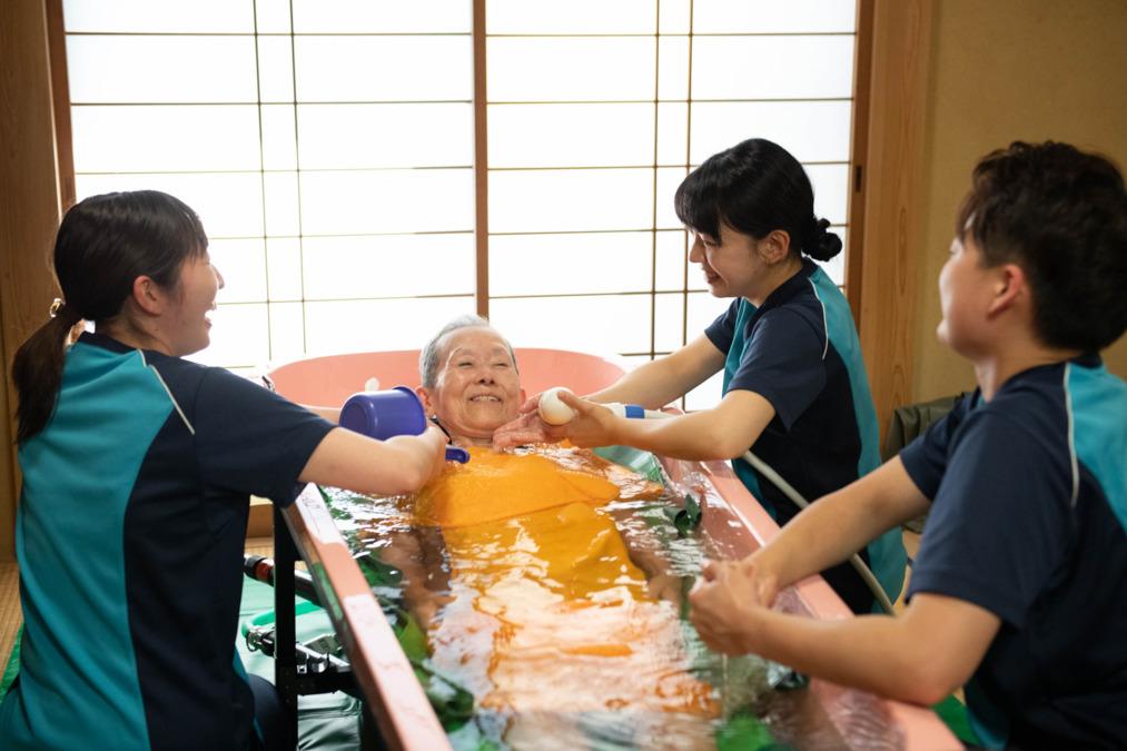 在宅介護センター目黒(介護職/ヘルパーの求人)の写真1枚目: