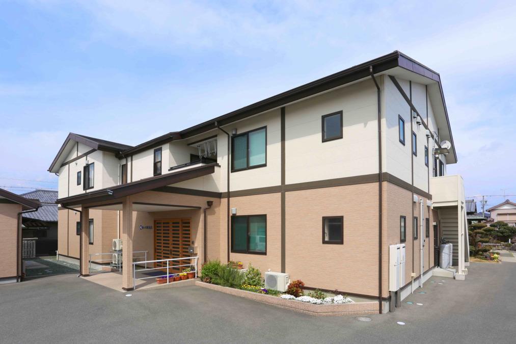 小規模多機能型居宅介護施設あいの街浜北の画像