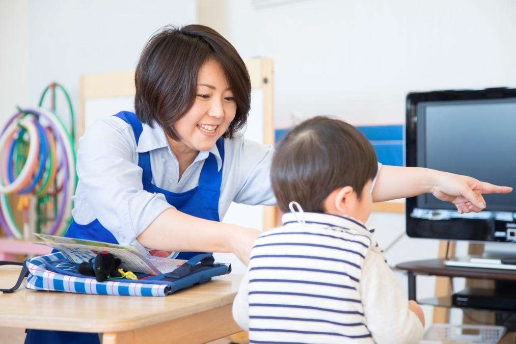 小学館の幼児教室ドラキッズ イオンスタイル碑文谷教室の保育士求人