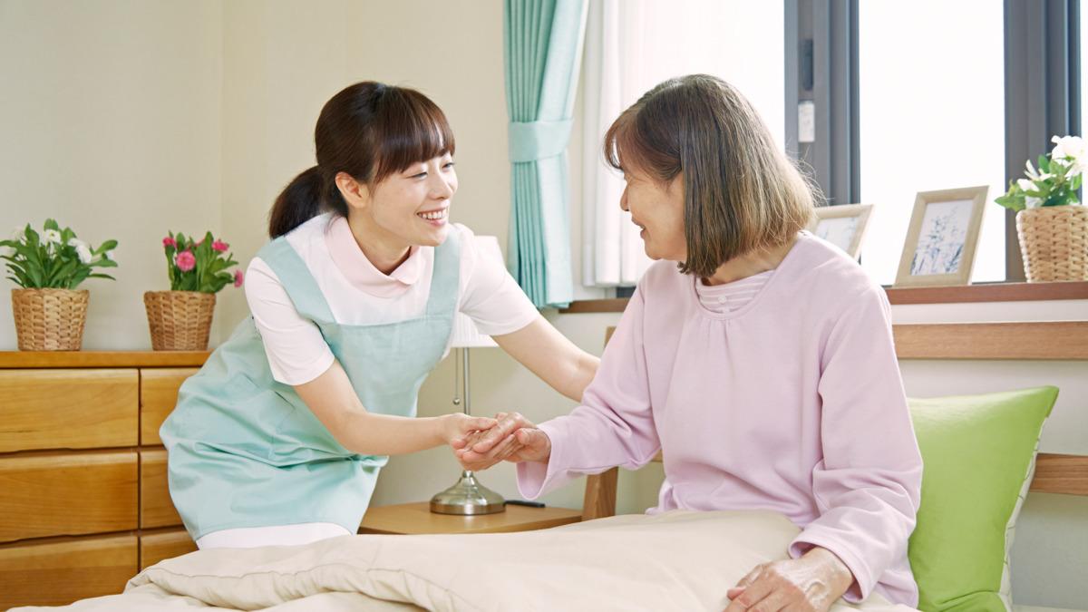 訪問介護 はあとふるの画像