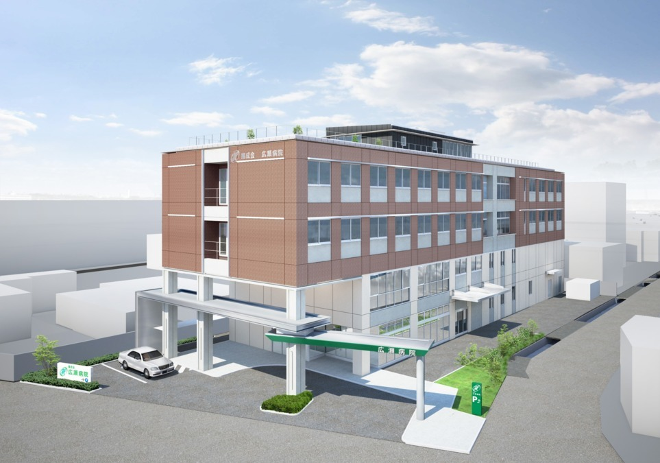 広瀬病院の画像