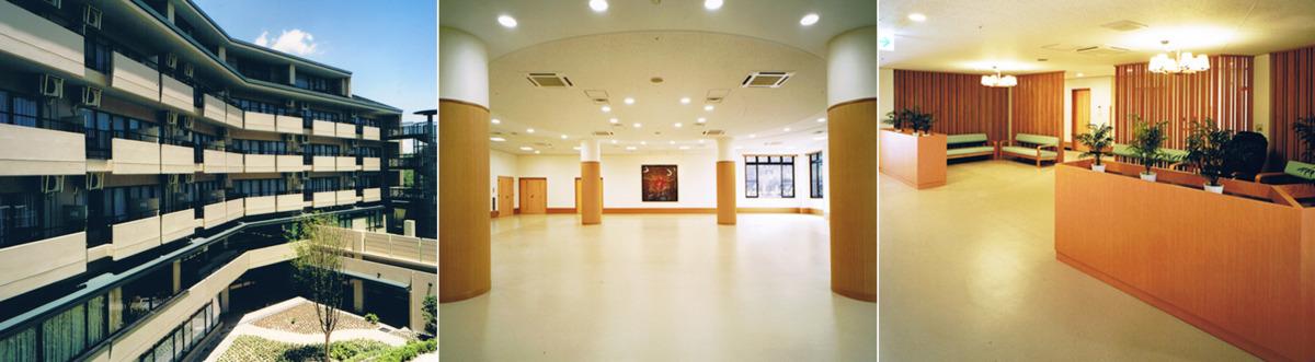 在宅複合型施設 グリ-ントピア名張の画像