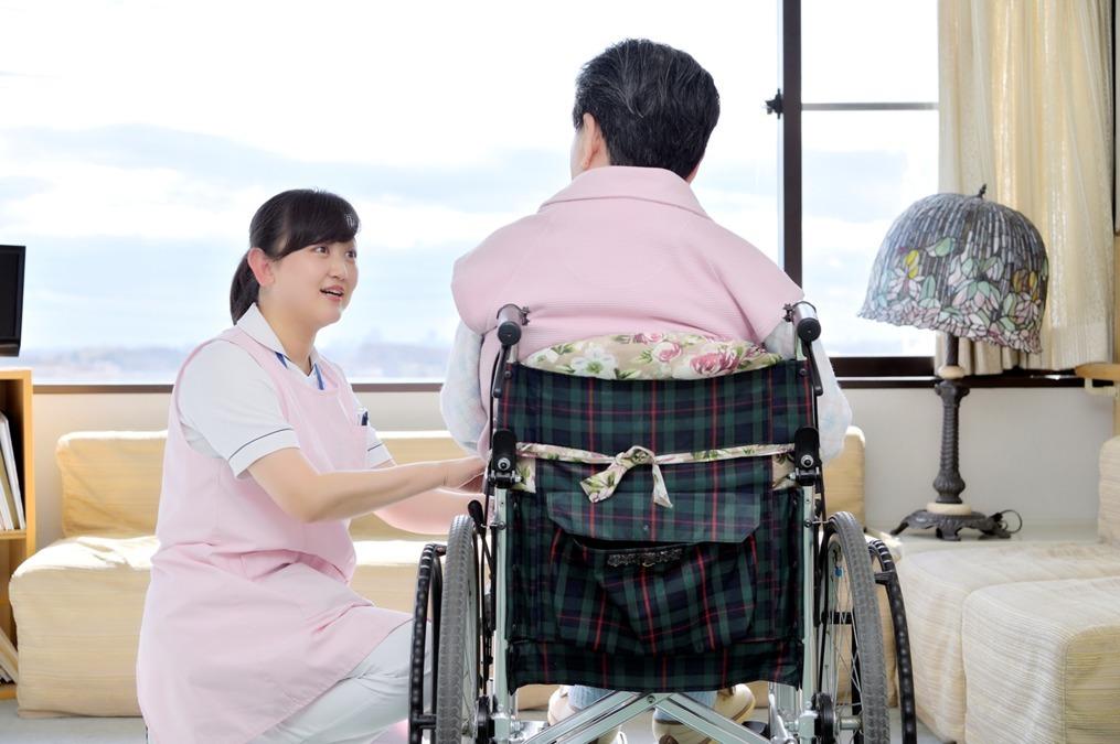 こまえ正吉苑(看護師/准看護師の求人)の写真:ひとつひとつ経験を積んで次の新しいことに挑戦。