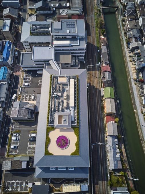 京都久野病院(調理師/調理スタッフの求人)の写真1枚目: