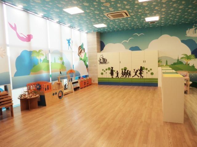 共立五輪橋病院保育室の画像